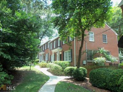 Atlanta Condo/Townhouse New: 99 Sheridan Drive #9