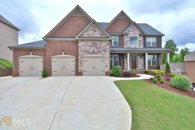 Woodstock Single Family Home For Sale: 409 Crestline Way