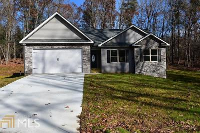 Habersham County Single Family Home Under Contract: 324 Wild Creek Dr