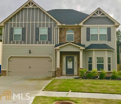 Loganville Single Family Home Under Contract: 1113 Deadwood Trl