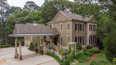 Roswell Single Family Home For Sale: 60 Fowler Ave