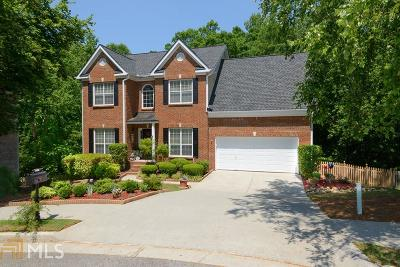 Suwanee Single Family Home New: 3656 Castle View Ct