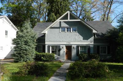 Atlanta Single Family Home New: 2766 SE Alston Drive
