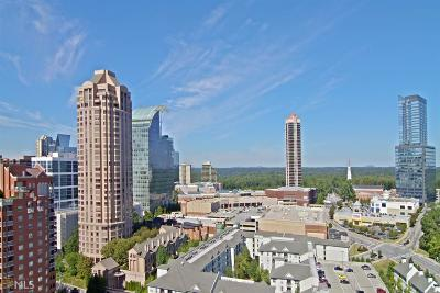 Atlanta Condo/Townhouse New: 3481 Lakeside #2702
