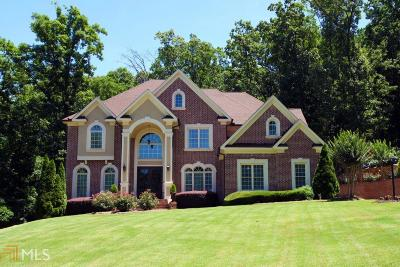 Suwanee Single Family Home For Sale: 4581 Tench Rd
