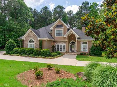 Newnan Single Family Home New: 185 Arbor Springs North Drive