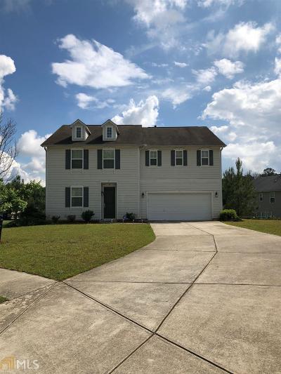 Atlanta Single Family Home New: 325 SW Waterford Trl