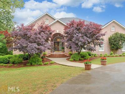 Elbert County, Franklin County, Hart County Single Family Home For Sale: 50 Riverbend Dr