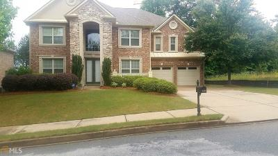 Ellenwood Single Family Home For Sale: 4336 Green Pastures Way