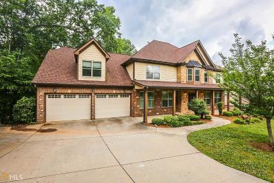 Lawrenceville Single Family Home New: 2100 Collins Hill Rd #4