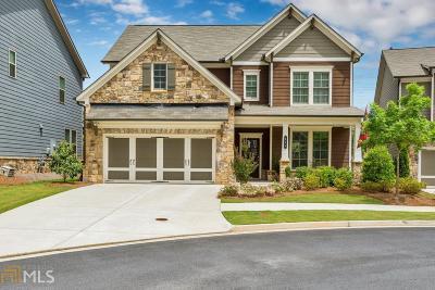 Smyrna Single Family Home New: 111 Still Pine Bnd