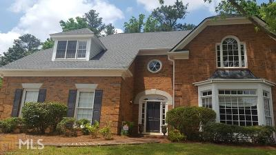 Marietta Single Family Home New: 3649 Sope Creek Farm