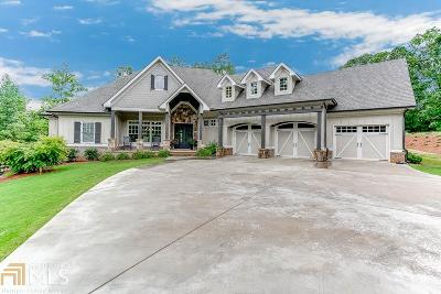 Flowery Branch  Single Family Home New: 6356 Snelling Mill