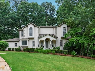 Johns Creek Single Family Home New: 5190 Forest Run Trace