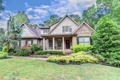 Loganville Single Family Home New: 2117 Seths Ridge