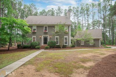 Fayetteville Single Family Home New: 130 Wyngate Way