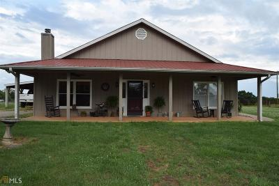 White County Single Family Home For Sale: Hogan Rd