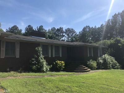 Clayton County Single Family Home New: 2340 Highway 138