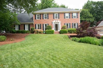 Peachtree City Single Family Home New: 119 Cloister Drive