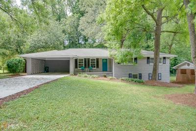 Tucker Single Family Home New: 4061 Spring Meadow Rd