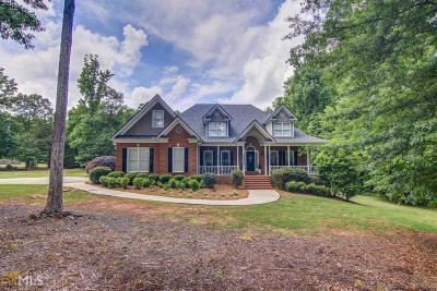 Covington Single Family Home New: 100 Reserve Dr