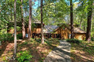 Acworth Single Family Home For Sale: 4430 Old Grogan Rd