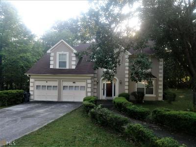 Jonesboro Single Family Home New: 9892 Point View Dr