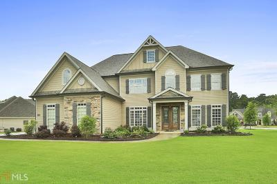 Peachtree City Single Family Home New: 206 Gates Entry