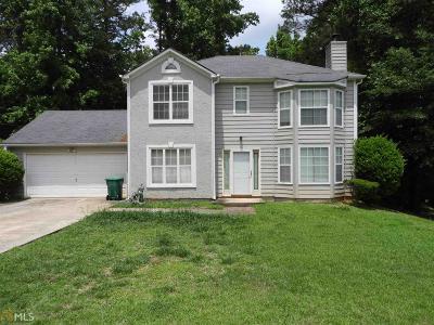 Ellenwood Single Family Home New: 4959 Brookstone Pkwy
