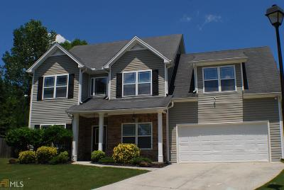 Dallas GA Single Family Home New: $199,690
