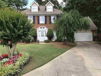 Stone Mountain Single Family Home New: 6942 Whispering Wind Way #32