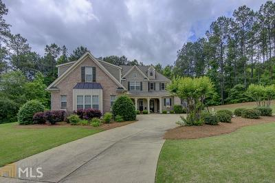 Newnan Single Family Home New: 15 Drews Ridge