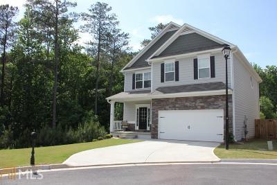 Woodstock Single Family Home New: 1008 Oglethorpe Ct