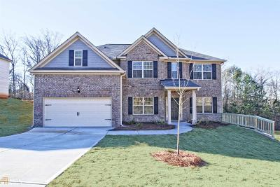Stockbridge Single Family Home New: 1532 Gallup Drive #Lot 83
