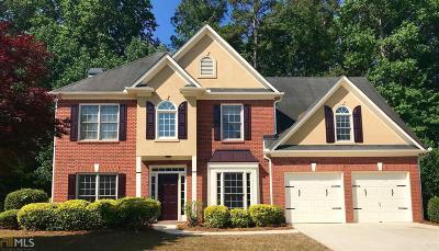 Stone Mountain Single Family Home New: 245 Mistybrook Cir