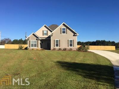 Statesboro Single Family Home For Sale: 501 Ansley Ct
