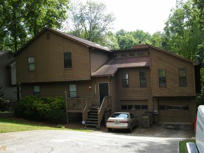 Marietta Single Family Home New: 1165 Broward Dr