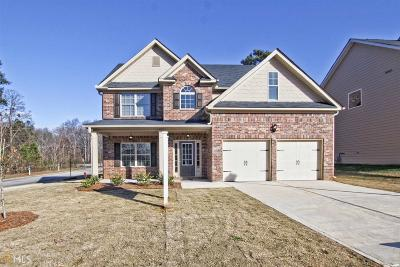 Stockbridge Single Family Home New: 1461 Gallup Drive #Lot 269
