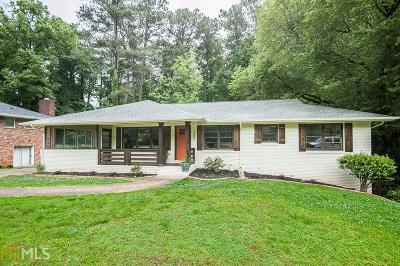 Smyrna Single Family Home New: 1080 Oakdale Dr