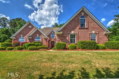 McDonough Single Family Home New: 1207 Persimmon Way