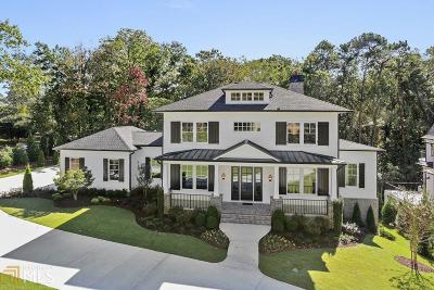 Atlanta Single Family Home New: 4011 Whittington Dr
