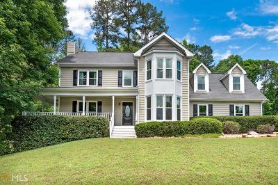 Newnan Single Family Home New: 284 Crescent Dr