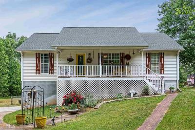 Winder Single Family Home New: 163 Whispering Way