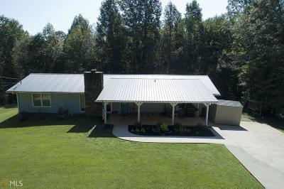 Toccoa Single Family Home For Sale: 719 Sherwood St