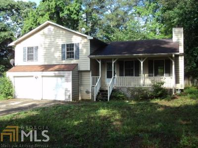 McDonough Single Family Home New: 10 Sunset