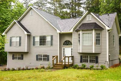 Dallas GA Single Family Home New: $159,999