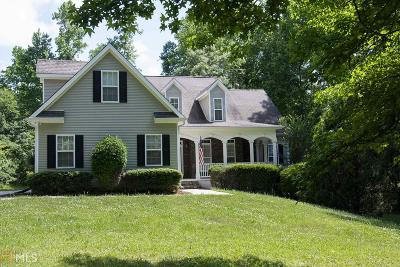 Fayette County Single Family Home For Sale: 110 Carriage Ln