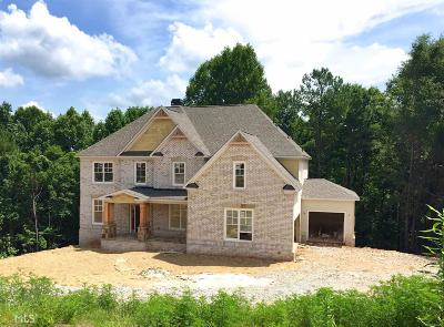 Canton Single Family Home New: 209 Maggies #Lot 16