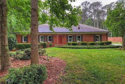 Snellville Single Family Home Back On Market: 4735 Matthews Park
