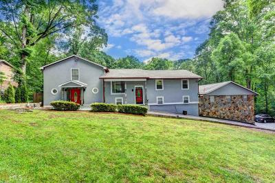 Chamblee Single Family Home For Sale: 3003 Henderson Mill